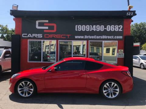2014 Hyundai Genesis Coupe for sale at Cars Direct in Ontario CA