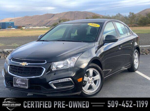 2016 Chevrolet Cruze Limited for sale at Premier Auto Group in Union Gap WA