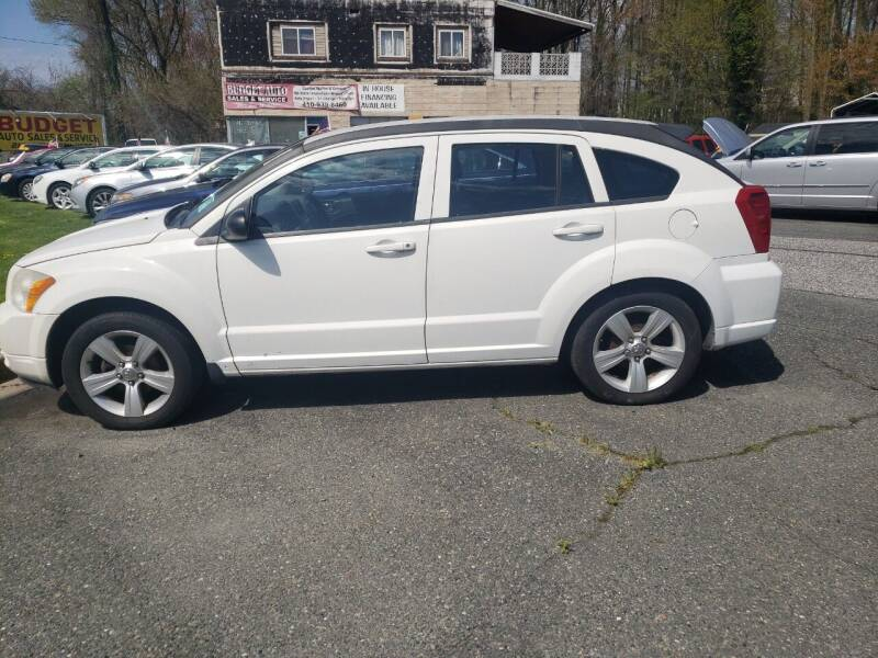 2010 Dodge Caliber for sale at Budget Auto Sales & Services in Havre De Grace MD