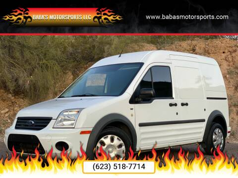 2012 Ford Transit Connect for sale at Baba's Motorsports, LLC in Phoenix AZ