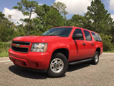 2007 Chevrolet Suburban for sale at VICTORY LANE AUTO SALES in Port Richey FL