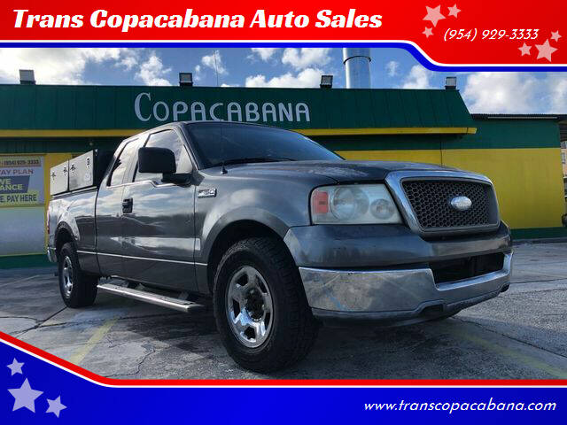 2006 Ford F-150 for sale in Hollywood, FL