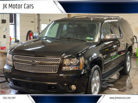 2009 Chevrolet Suburban for sale at JK Motor Cars in Pittsburgh PA