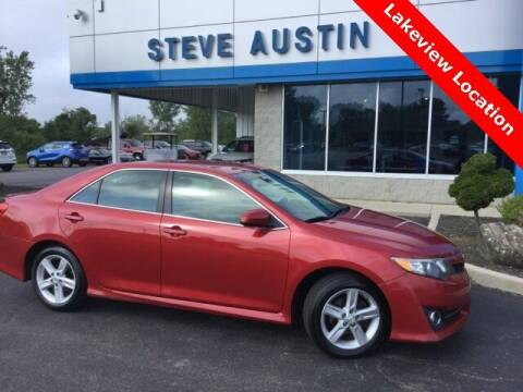 2014 Toyota Camry for sale at Austins At The Lake in Lakeview OH