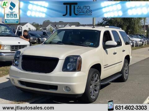 2009 GMC Yukon for sale at JTL Auto Inc in Selden NY