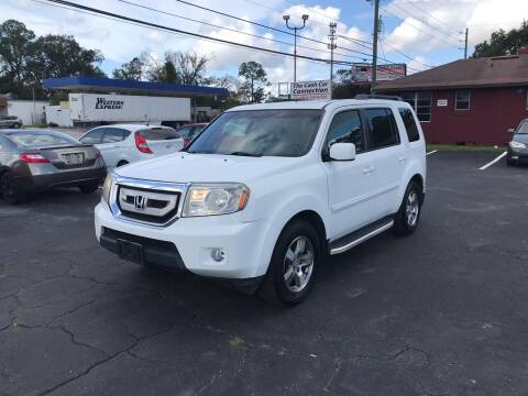 2010 Honda Pilot for sale at Sam's Motor Group in Jacksonville FL