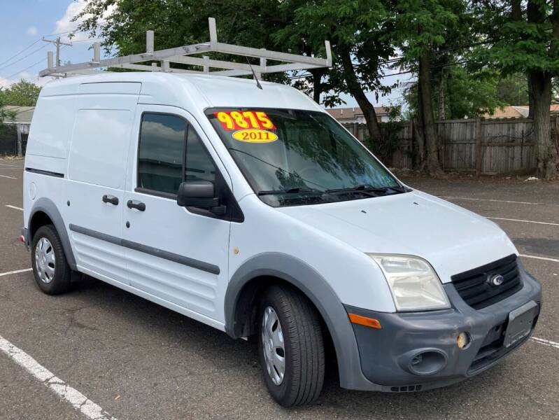 2011 Ford Transit Connect for sale at Blvd Auto Center in Philadelphia PA