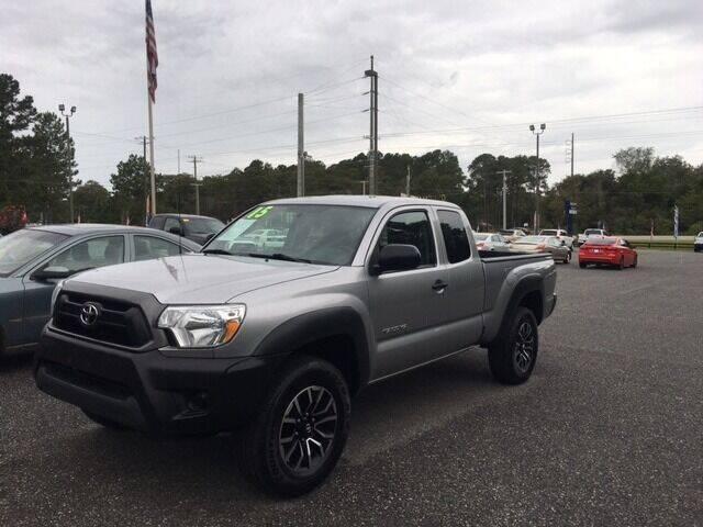 2015 Toyota Tacoma for sale at Georgia Carmart in Douglas GA