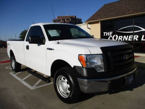 2012 Ford F-150 for sale at Cornerlot.net in Bryan TX