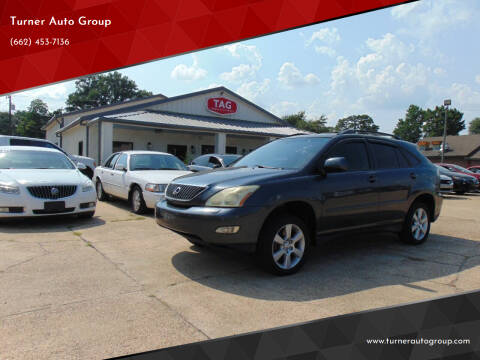 2004 Lexus RX 330 for sale at Turner Auto Group in Greenwood MS