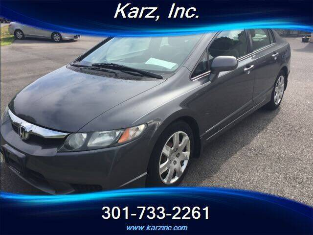 2009 Honda Civic for sale at Karz INC in Funkstown MD