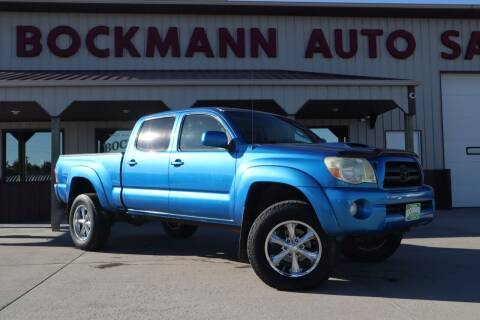 2006 Toyota Tacoma for sale at Bockmann Auto Sales in St. Paul NE