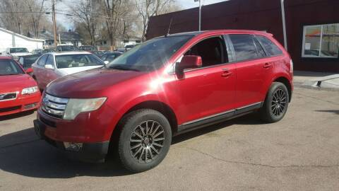 2007 Ford Edge for sale at B Quality Auto Check in Englewood CO