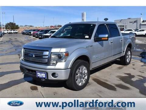 2014 Ford F-150 for sale at South Plains Autoplex by RANDY BUCHANAN in Lubbock TX
