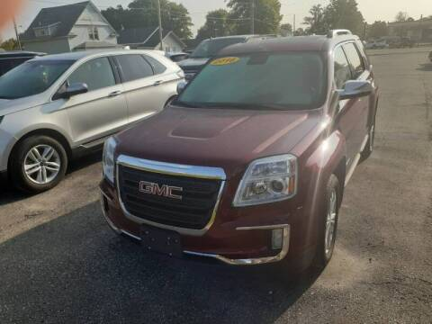 2016 GMC Terrain for sale at Albia Motor Co in Albia IA
