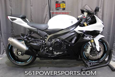 2020 Suzuki GSX-R750 for sale at Powersports of Palm Beach in Hollywood FL