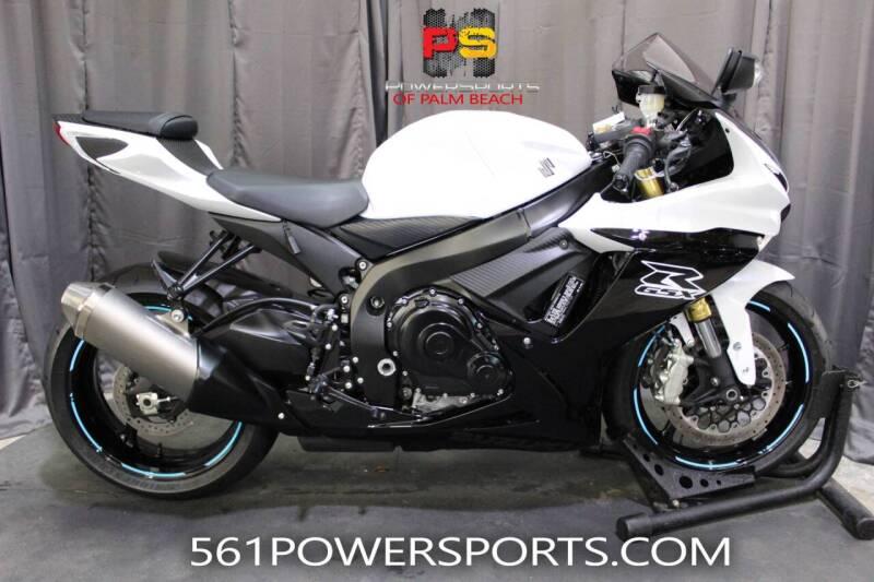 2020 Suzuki GSX-R750 for sale at Powersports of Palm Beach in Hollywood FL