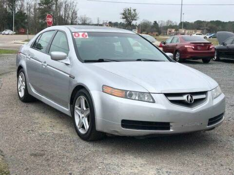 2006 Acura TL for sale at Harry's Auto Sales, LLC in Goose Creek SC