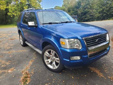 2010 Ford Explorer for sale at Dukes Automotive LLC in Lancaster SC