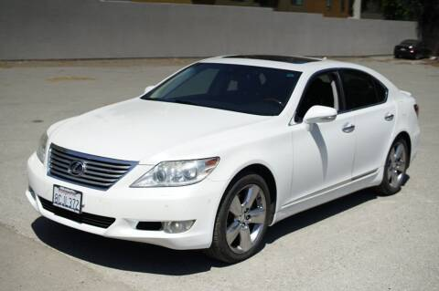 2012 Lexus LS 460 for sale at Sports Plus Motor Group LLC in Sunnyvale CA