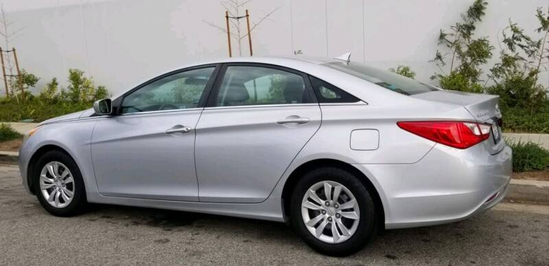 2011 Hyundai Sonata for sale at Bell Auto Inc in Long Beach CA
