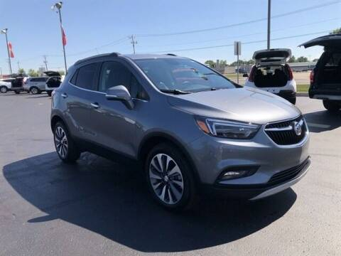 2020 Buick Encore for sale at Cj king of car loans/JJ's Best Auto Sales in Troy MI