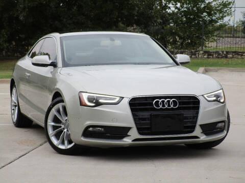 2014 Audi A5 for sale at Ritz Auto Group in Dallas TX