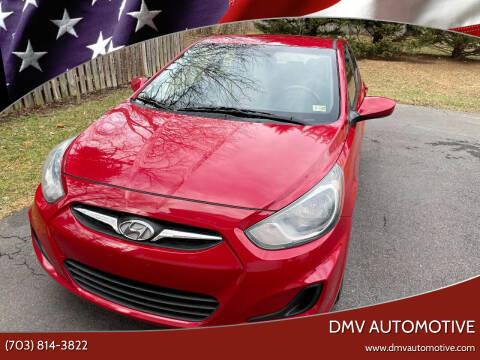 2014 Hyundai Accent for sale at DMV Automotive in Falls Church VA