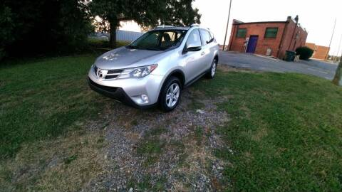 2013 Toyota RAV4 for sale at IMPORT MOTORSPORTS in Hickory NC