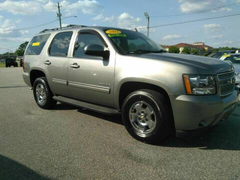 2012 Chevrolet Tahoe for sale at Kelly & Kelly Supermarket of Cars in Fayetteville NC