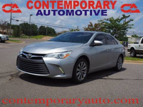 2017 Toyota Camry for sale at Contemporary Auto in Tuscaloosa AL