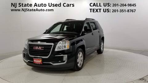 2016 GMC Terrain for sale at NJ State Auto Auction in Jersey City NJ