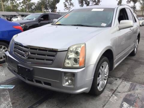 2005 Cadillac SRX for sale at SoCal Auto Auction in Ontario CA