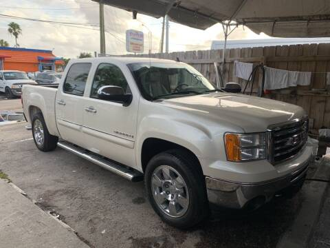 2009 GMC Sierra 1500 for sale at Quality Motors Truck Center in Miami FL