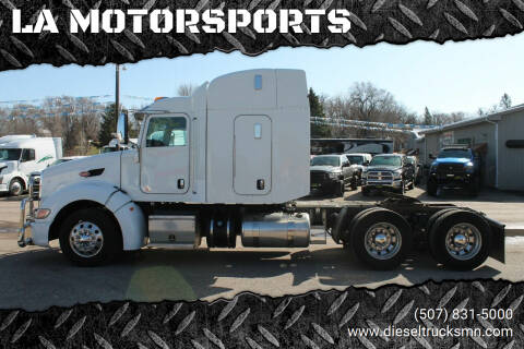2012 Peterbilt 386 for sale at LA MOTORSPORTS in Windom MN
