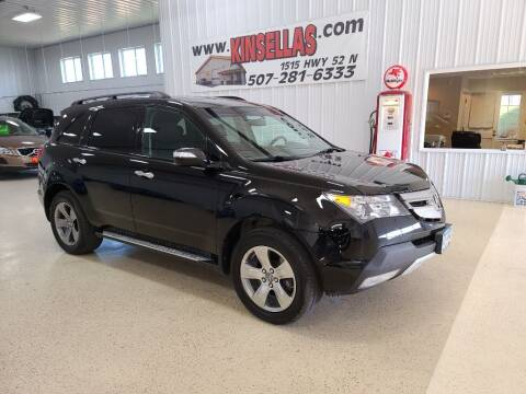2007 Acura MDX for sale at Kinsellas Auto Sales in Rochester MN