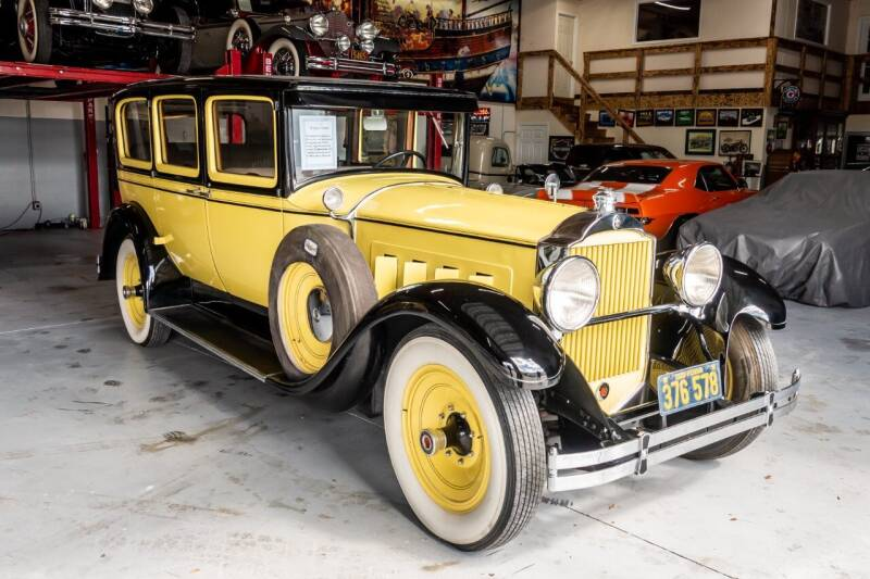 1929 Packard Eight Seven Passenger for sale at Pirate Motorcars Of Treasure Coast, LLC in Stuart FL