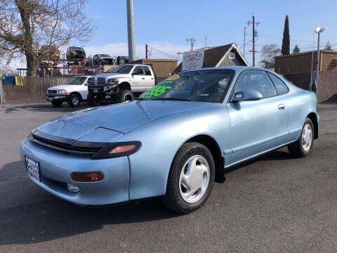 1990 Toyota Celica for sale at C J Auto Sales in Riverbank CA