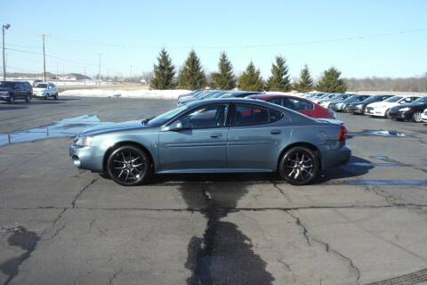 2006 Pontiac Grand Prix for sale at Bryan Auto Depot in Bryan OH