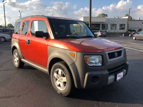 2005 Honda Element for sale at Mike's Auto Sales INC in Chesapeake VA