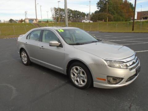 2010 Ford Fusion for sale at Atlanta Auto Max in Norcross GA