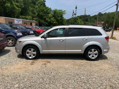 2010 Dodge Journey for sale at Compact Cars of Pittsburgh in Pittsburgh PA