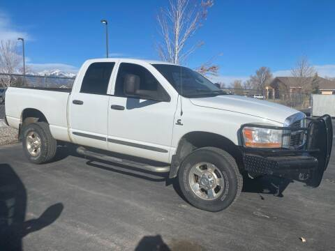 2006 Dodge Ram Pickup 2500 for sale at Salida Auto Sales in Salida CO