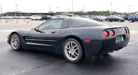 2002 Chevrolet Corvette for sale at Weaver Motorsports Inc in Cary NC