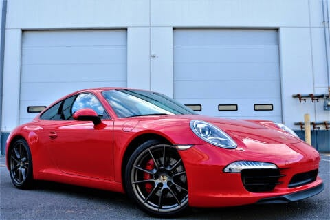 2012 Porsche 911 for sale at Chantilly Auto Sales in Chantilly VA