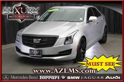 2018 Cadillac ATS for sale at Luxury Motorsports in Phoenix AZ