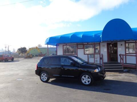 2007 Jeep Compass for sale at Jim's Cars by Priced-Rite Auto Sales in Missoula MT