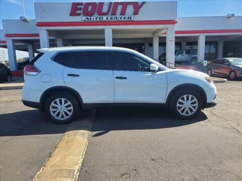 2016 Nissan Rogue for sale at EQUITY AUTO CENTER in Phoenix AZ