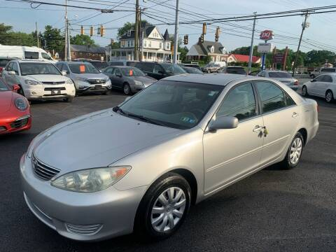 2006 Toyota Camry for sale at Masic Motors, Inc. in Harrisburg PA