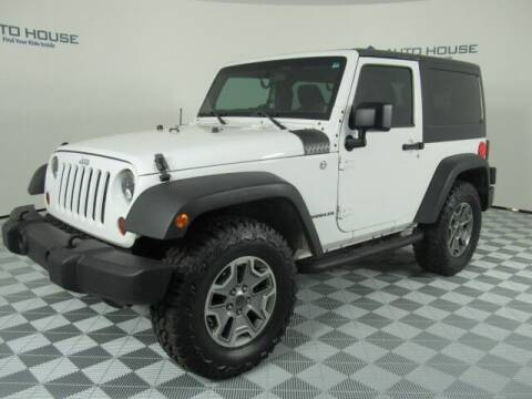2013 Jeep Wrangler for sale at AUTO HOUSE TEMPE in Tempe AZ